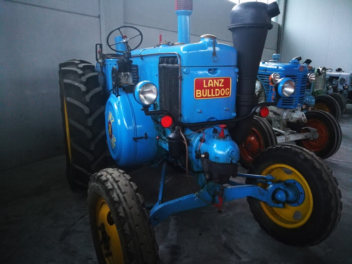 Lanz Bulldog D 9506